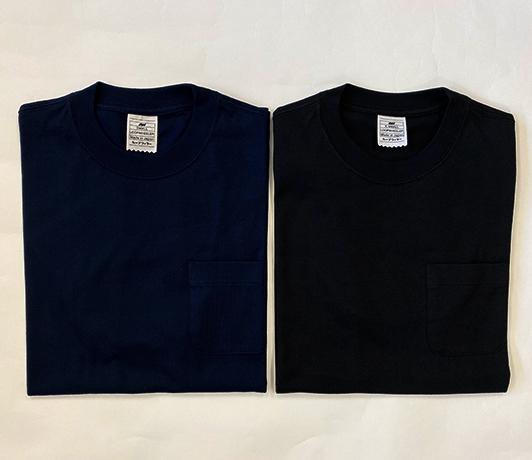 LW56ポケットTシャツ入荷です。