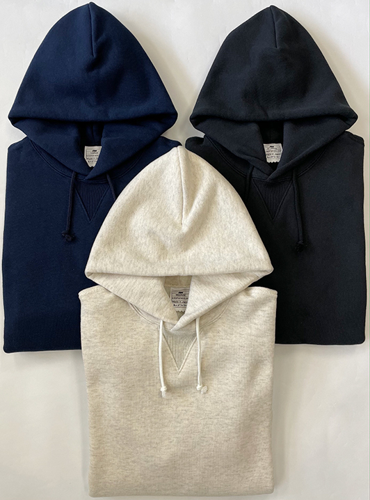 The Hooded Sweatshirts LW05も!