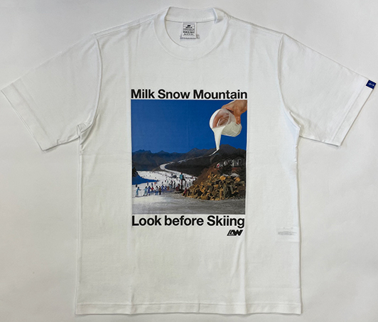 高岡周策さんMilk Snow Mountain