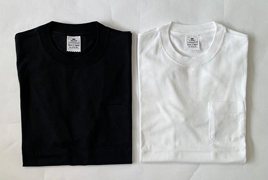 LW56定番ポケットTシャツ入荷です。